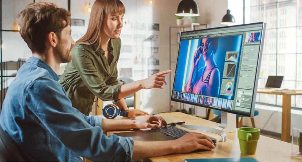 Retouche image sur Adobe Photoshop