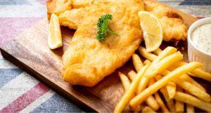 Fish and Chips, un des plats typiques anglais à découvrir