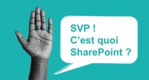 Pourquoi utiliser SharePoint ?