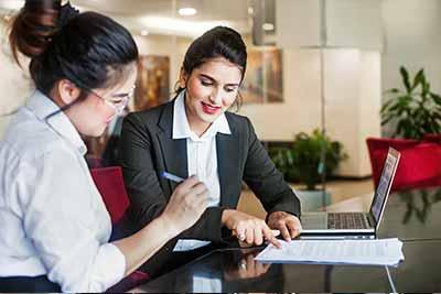 Formation en Anglais pour la banque et l'assurance