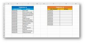 Formation Excel à distance - la Recherche X - partie 1