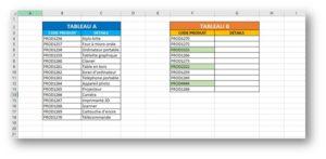 Formation Excel à distance - la Recherche X - partie 2