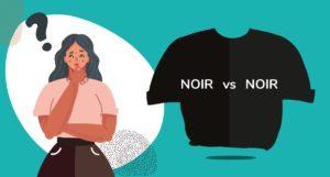 formation PAO en ligne : l'impression du noir