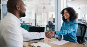 formation anglais a distance sur l'entretien d'embauche