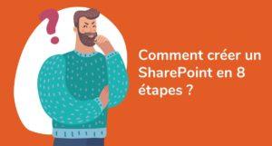 Formation Office 365 sur la création d'un site SharePoint