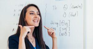 formation en anglais pour améliorer la prononciation