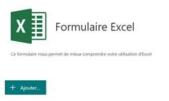 Formation Microsoft 365 à distance titre et description de formulaire