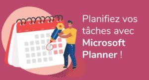 Formation Planner à distance pour planifier des tâches
