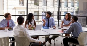 formation anglais Animer efficacement une réunion de travail en anglais