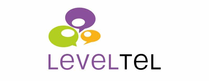 logo leveltel